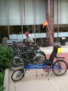Lansing Complete Streets Public Hearing Turnout