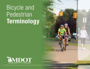 MDOT Bike Ped Glossary
